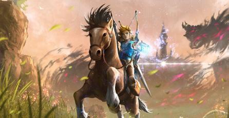 Nintendo busca diseñador de niveles para <em>The Legend of Zelda</em>
