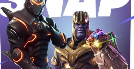<em>Fortnite</em> recibirá crossover con <em>Avengers: Infinity War</em> este martes