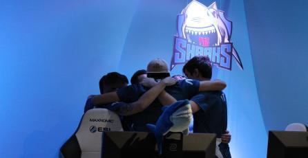 Sharks Esports es el campeón de la ESL LA League