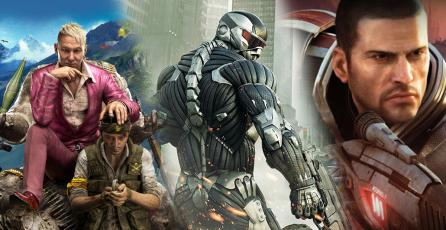<em>Far Cry</em>, <em>Crysis</em> y <em>Mass Effect</em> en oferta en Steam esta semana