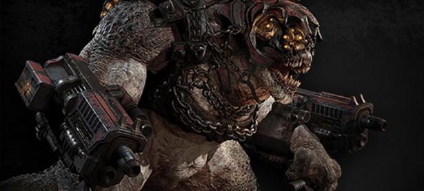 Jefe de <em>Gears of War</em> quiere al Brumak en <em>Monster Hunter World</em>