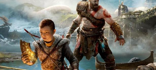 <em>God of War</em> sigue en el primer lugar de ventas en Reino Unido
