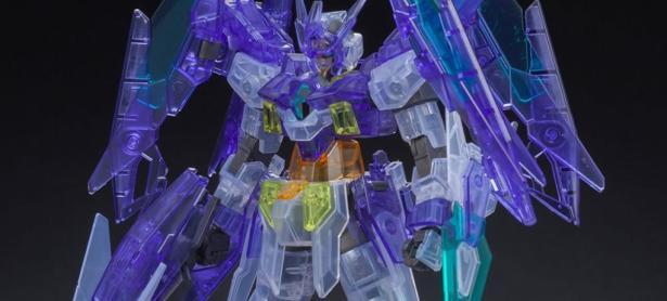 Bundle de <em>New Gundam Breaker</em> incluirá una increíble figura