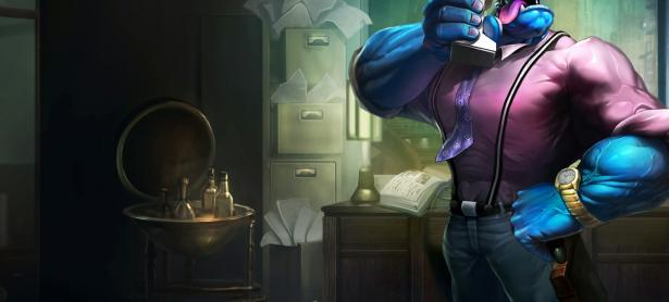League of Legends buscará despotenciar a Dr. Mundo, pero fortalecer a Bardo