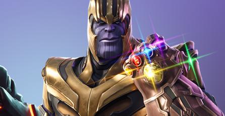 Disminuyen el poder de Thanos en <em>Fortnite</em>