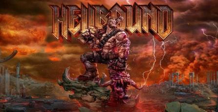 El FPS argentino <em>Hellbound</em> lanza campaña en Kickstarter