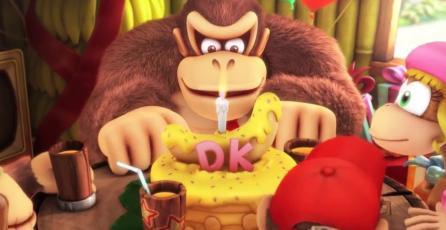 <em>Donkey Kong Country: Tropical Freeze</em> tuvo un exitoso debut en Japón