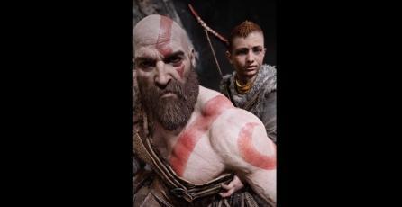 Modo de fotografía de <em>God of War</em> está disponible desde hoy