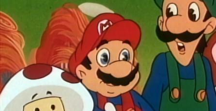 Phil Harnage habló sobre las caricaturas de <em>Super Mario Bros.</em>