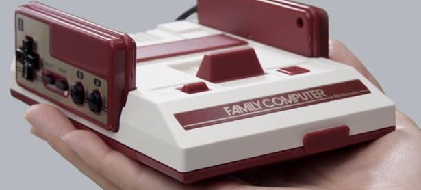 Esta versión del mini Famicom encantará a los fans del anime