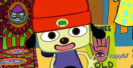 Hackers encuentran emulador de PSP en <em>PaRappa The Rapper</em> para PS4