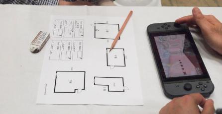 Anuncian RPG de lápiz y papel para Nintendo Switch