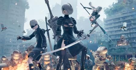 Square Enix superó sus expectativas financieras gracias a <em>NieR: Automata</em>