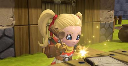 <em>Dragon Quest Builders 2</em> te recompensará por jugar la primera entrega