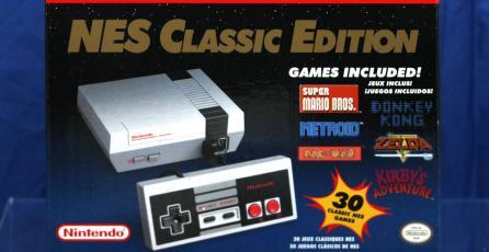 Es oficial: el Nintendo Classic Edition volverá pronto a las tiendas