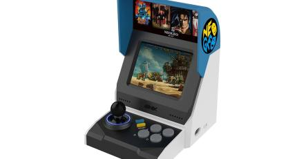 Estos son los juegos clásicos que podrás disfrutar en la futura Mini Neo-Geo