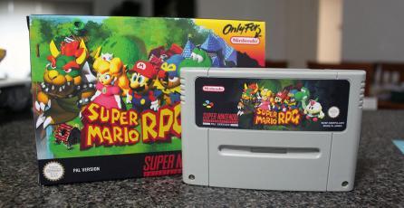 Super Mario RPG celebra 22 años desde su lanzamiento