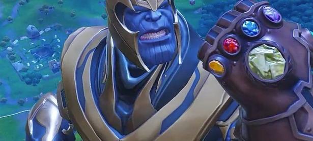 Te quedan pocas horas para ser Thanos en <em>Fortnite: Battle Royale</em>