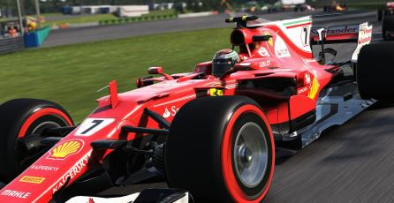 Revelan <em>F1 2018</em> para PC, Xbox One y PS4