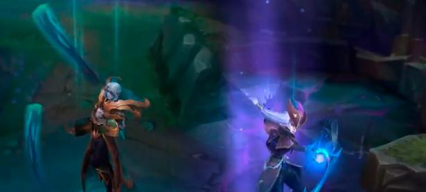 Diana y Vladimir Aguas Oscuras son los nuevos aspectos que llegarán a League of Legends