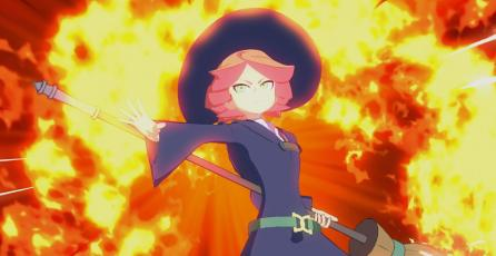 Hoy inicia tu aventura en <em>Little Witch Academia: Chamber of Time</em>