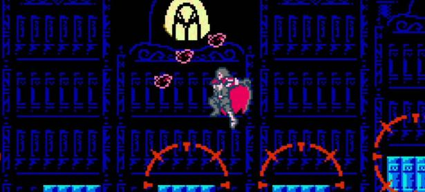 Ve en acción a los protagonistas de <em>Bloodstained: Curse of the Moon</em>