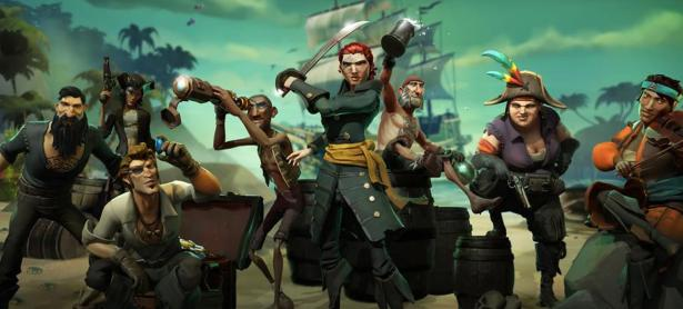 Llegaron las tripulaciones privadas a <em>Sea of Thieves</em>