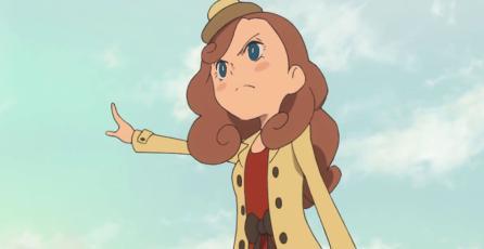 <em>Layton's Mystery Journey</em> llegará a Nintendo Switch