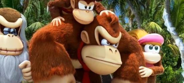 <em>Donkey Kong Country: Tropical Freeze</em> sigue como el más vendido en Japón