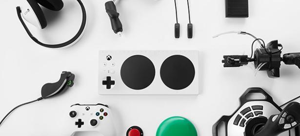 Spencer espera que el Xbox Adaptive Controller tenga impacto en la industria