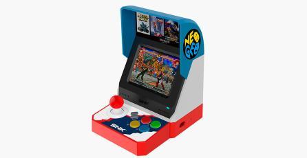 SNK revelará más detalles de Neo Geo Mini en junio