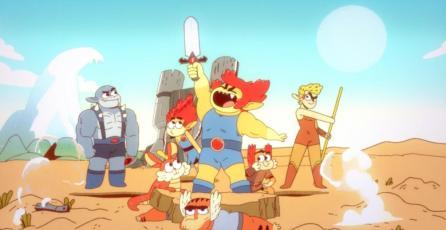 Cartoon Network anuncia <em>Thundercats Roar</em>