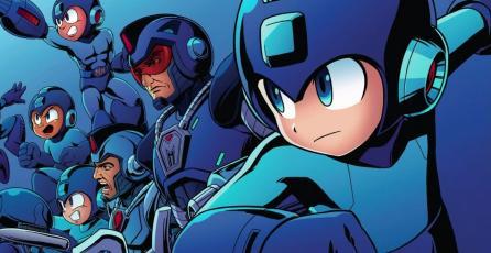 Estos son los juegos y personajes favoritos de <em>Mega Man</em> en Japón y Norteamérica