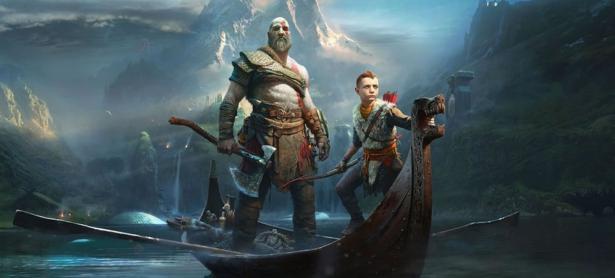 <em>God of War</em> retiene la corona en las ventas de Reino Unido