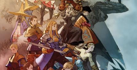 Muestran imágenes de secuela cancelada de <em>Final Fantasy Tactics</em>