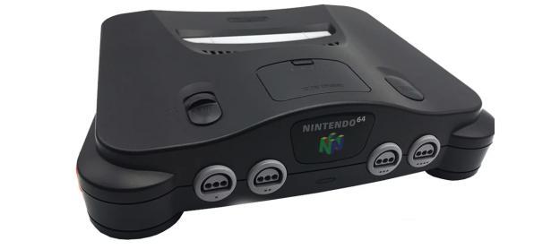 Nintendo registra una nueva marca relacionada con el Nintendo 64