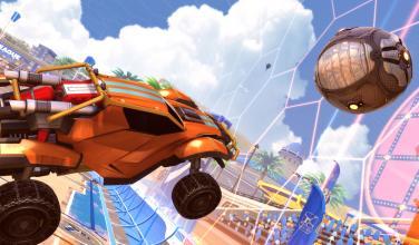 Una soleada arena está en camino a <em>Rocket League</em>