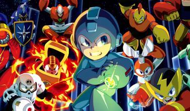 <em>Mega Man Legacy Collection 1 + 2</em> ya está disponible en Nintendo Switch