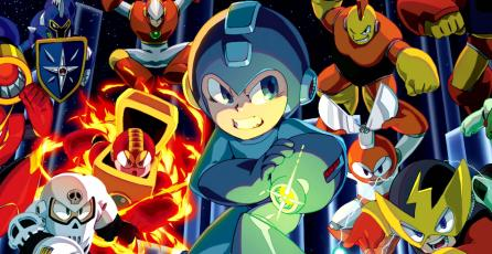 <em>Mega Man Legacy Collection 1 + 2</em> ya está disponible en Nintendo Switch