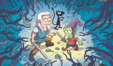 Así será Desencanto, la nueva serie del creador de Los Simpson