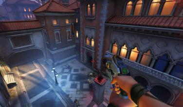 Rialto ya está disponible en el modo competitivo de Overwatch