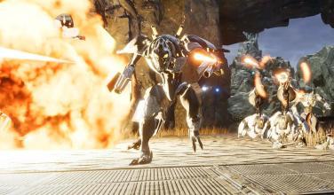 <em>Evasion</em> es un nuevo shooter sci-fi para PS VR y PC