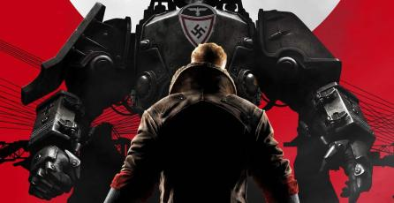 Bethesda te regala portadas alternativas de <em>Wolfenstein II</em> para Switch