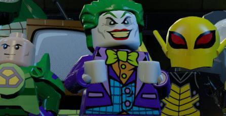 TT Games da una pista de lo que podría ser <em>LEGO DC Villains</em>