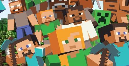 Más de 100 millones de personas juegan <em>Minecraft </em>en China