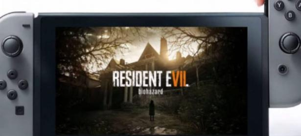 Checa esta comparativa de <em>Resident Evil 7</em> en Switch y PS4