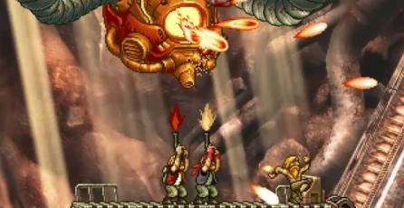 <em>Metal Slug XX</em> ya está disponible para PlayStation 4
