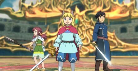 <em>Ni no Kuni II: Revenant Kingdom</em> ya vendió más de 900,000 copias