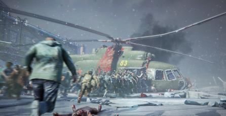 World War Z presenta su primer frenético trailer lleno de zombies