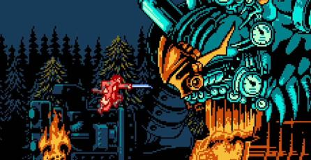 Inti Creates mejora <em>Bloodstained: Curse of the Moon</em> con nuevo update